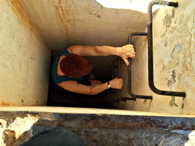 Got claustrophobia?