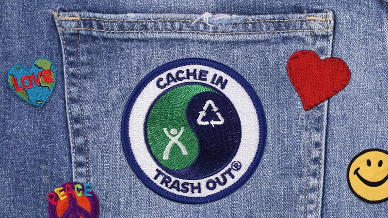 6 steps to organize a Cache In Trash Out® (CITO) event