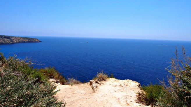 Mediterranean sea side