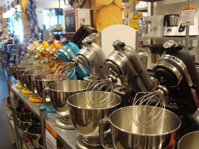 Currently a cookware shop
