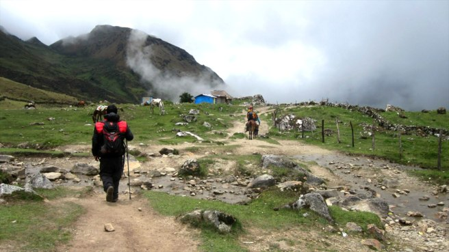 Letterbox-Peru: Salkantay Pass — Geocache of the Week