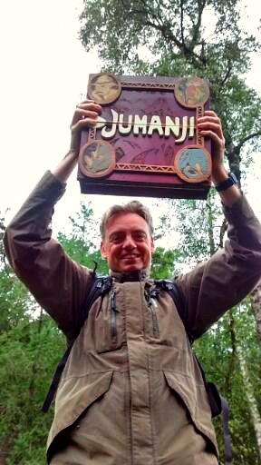 Jumanji—Geocache of the Week