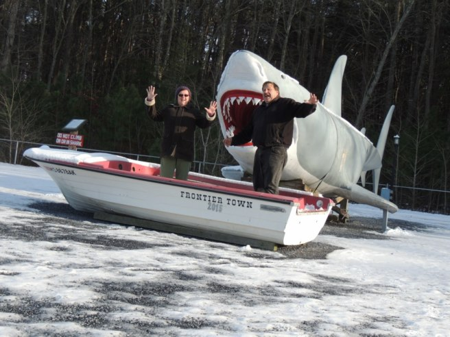 Who Needs a Bigger Boat? — Geocache of the Week