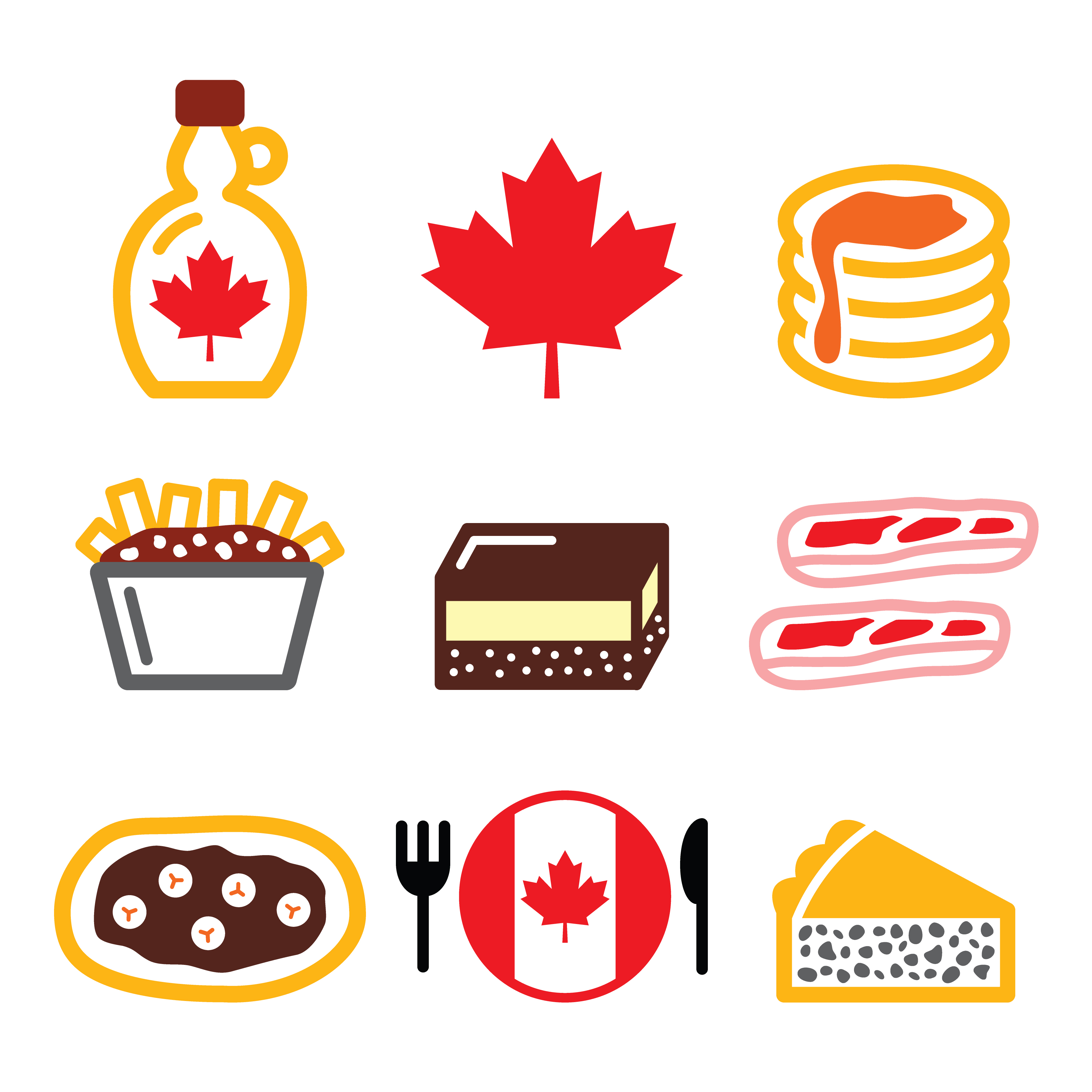 Everything you need to host a great Canada Day event