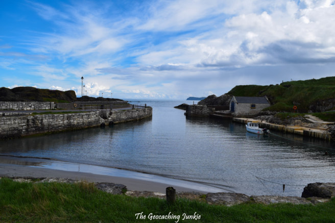 The Iron Islands / Ballintoy Harbour