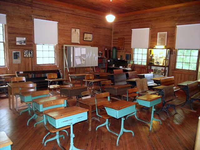 Last One Room Schoolhouse