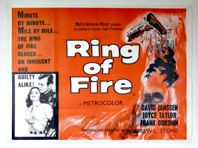 Ring of Fire — Geocache of the Week