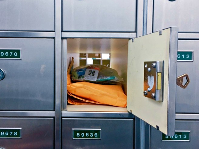 Mailbox 59535