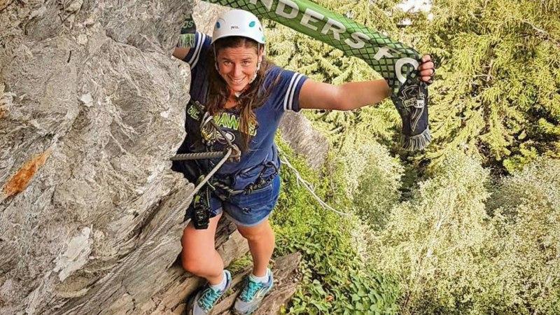 Klettersteig Austria : T klettersteig caching in austria u official