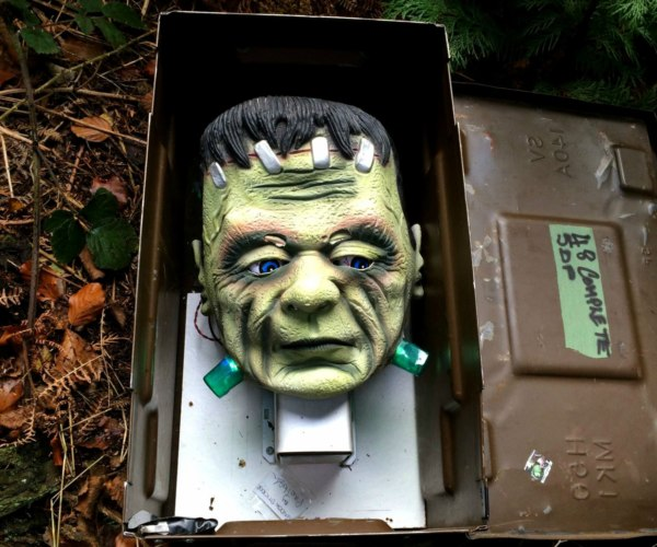 Creepin' it real: Add geocaching to your Halloween