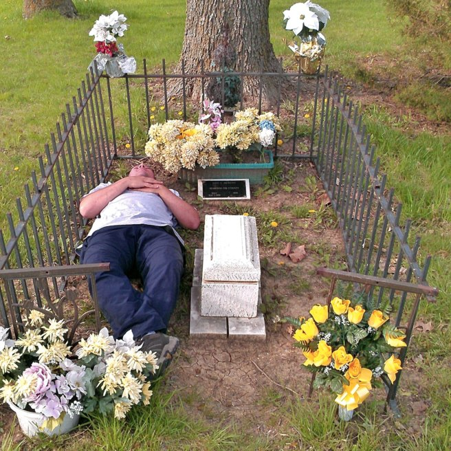 Rest in Peace geocachers