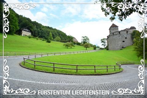 Geocaching country souvenir: Liechtenstein