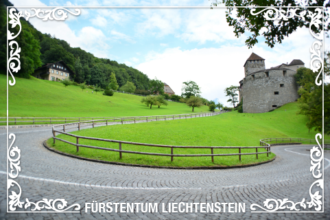 Liechtenstein Geocaching country souvenir