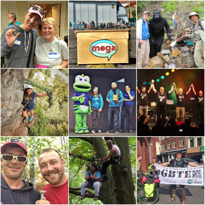 Phenomenal geocaching community stories from 2017