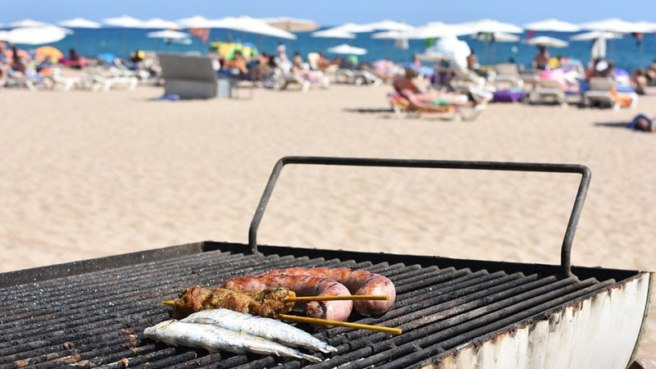 Signal's tips for barbecuing–whether it's hot or cold