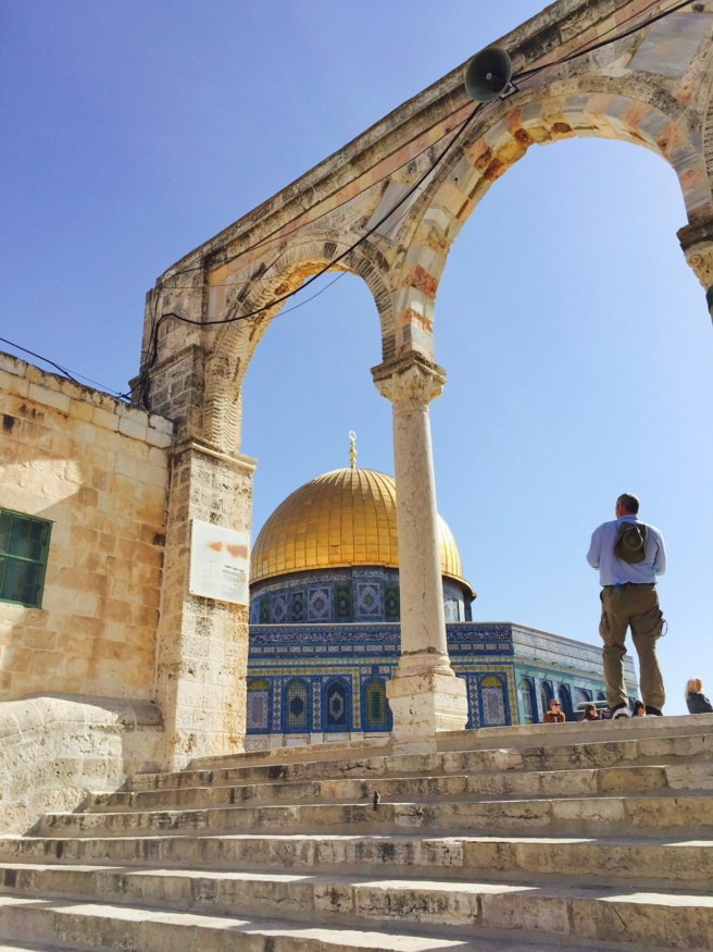 The Temple Mount GC7B6HT