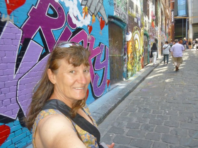 Streets of my town - Melbourne GC7BA59
