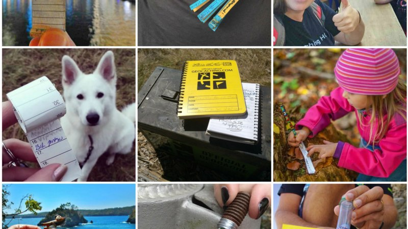 Ten tips to help you maintain your geocaching streak