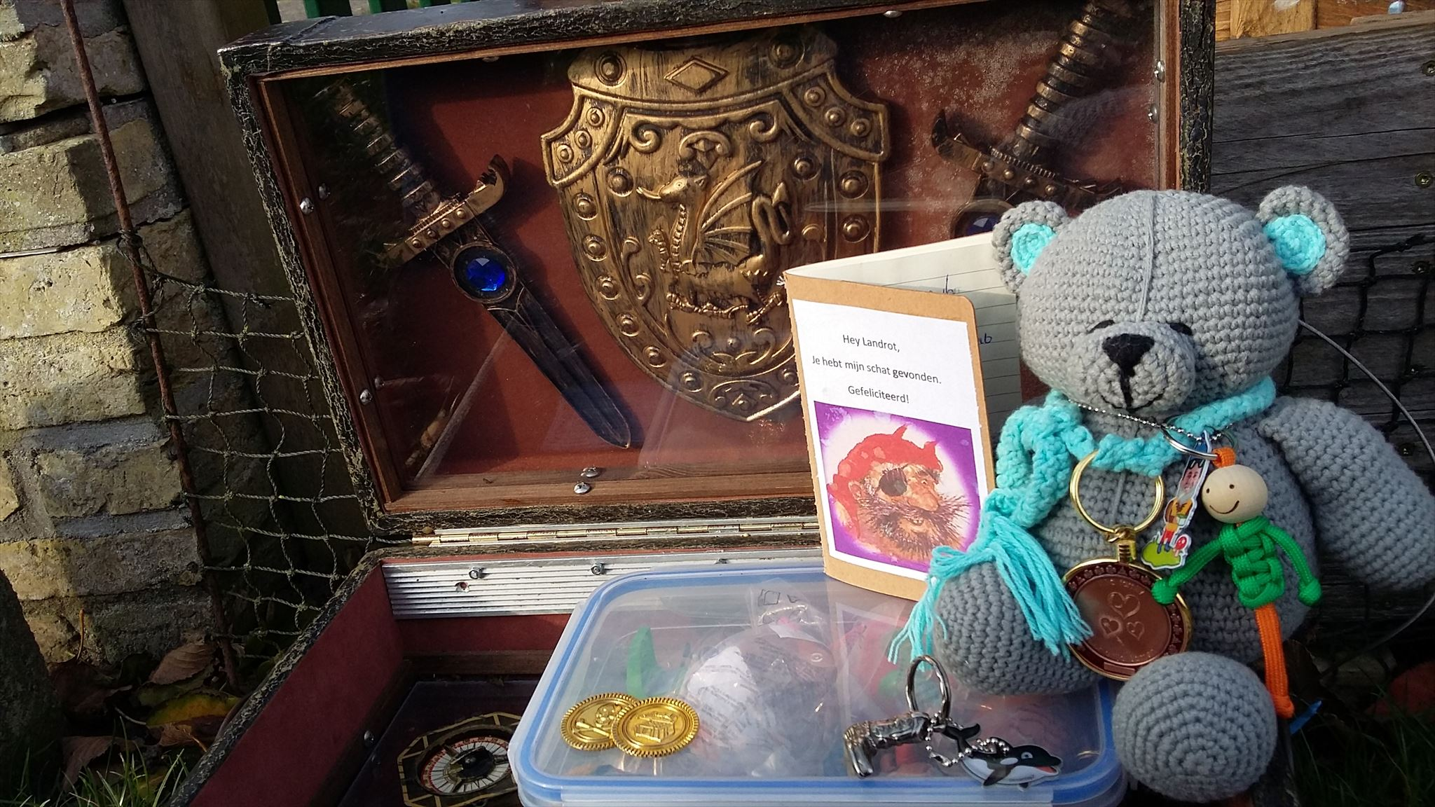 Woest Willem – Geocache of the Week