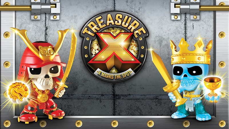 request a treasure x trackable and be a part of a treasure hunt like