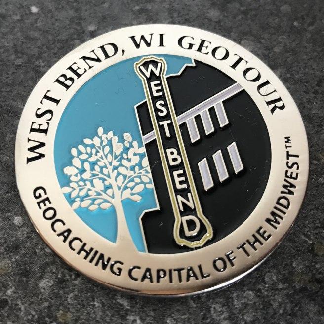 West Bend GeoCoin