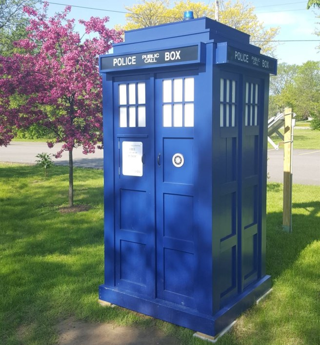 The Doctor Is In — Geocache of the Week