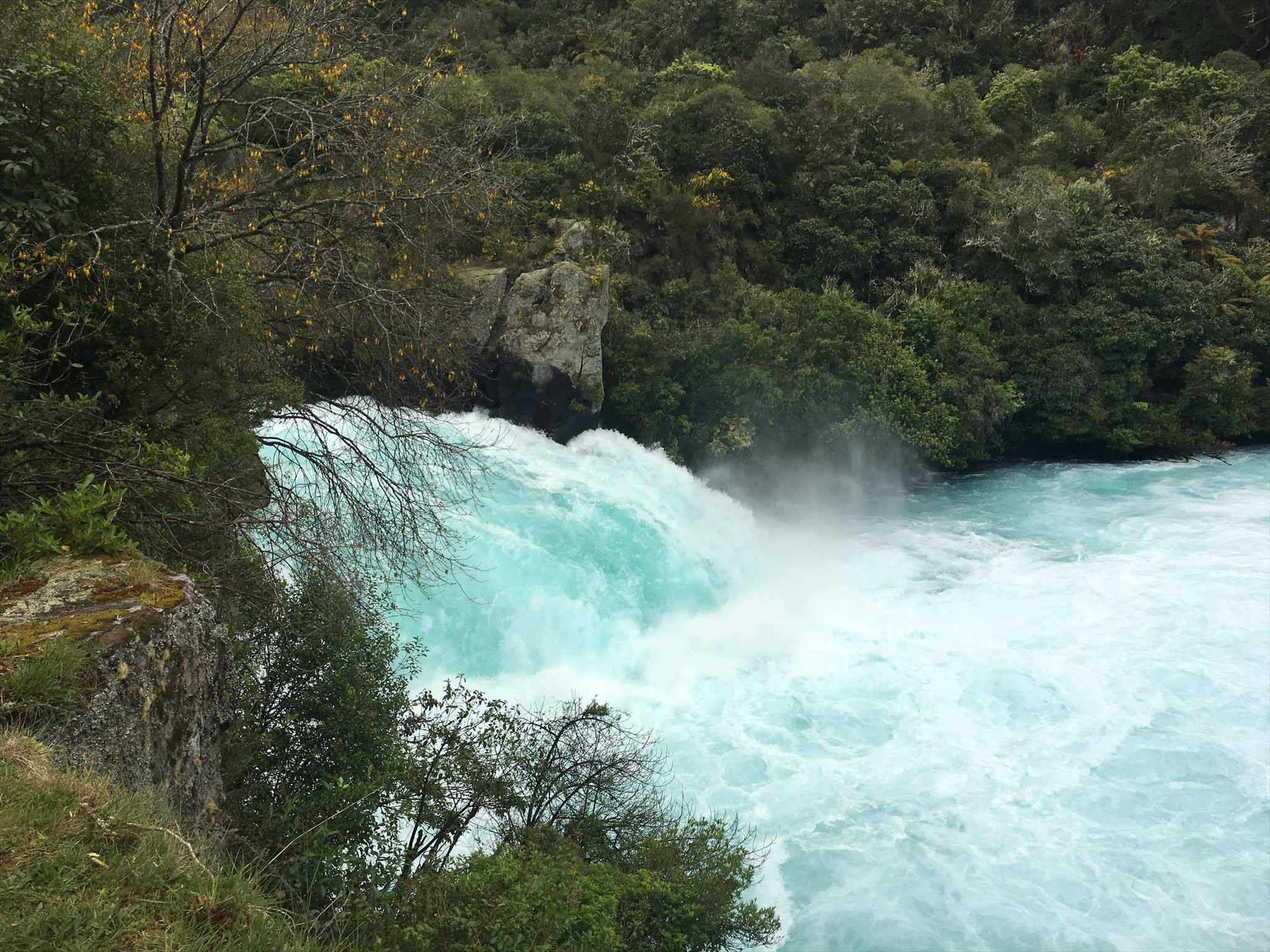 Huka Falls (Central Plateau) – Geocache of the Week