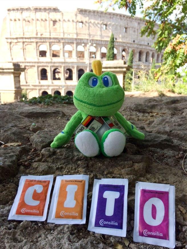 COLOSSEO CITO EVENT - FALL 2018,Italy —GC7VQC0