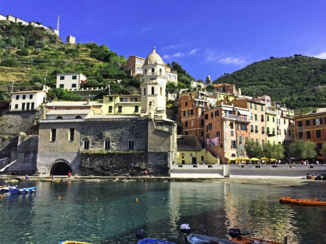 Cinque Terre – Monterosso-Vernazza — Geocache of the Week
