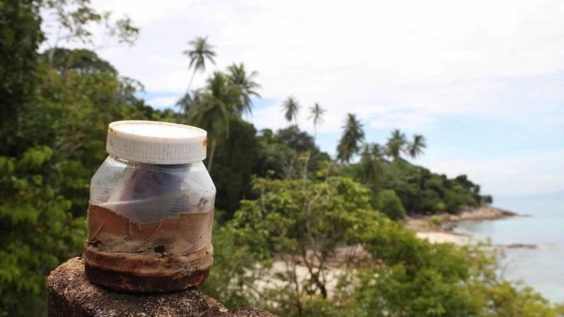 Geocaching in Malaysia