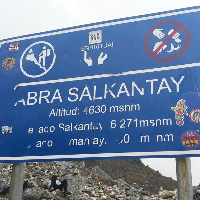 4,600 meters (15,000 feet)