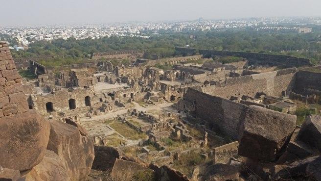 Rocks of Hyderabad – Golconda — Geocache of the Week