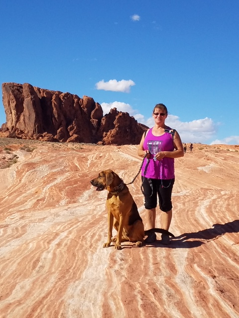 Community Spotlight: How a geocacher reached wellness goals